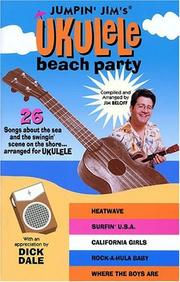 Cover of: Jumpin' Jim's Ukulele Beach Party