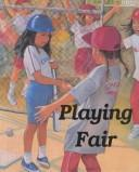 Cover of: Playing fair