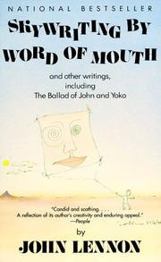 Cover of: Skywriting by Word of Mouth