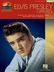 Cover of: Elvis Presley Greats