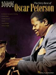 Cover of: The Very Best of Oscar Peterson | Oscar Peterson
