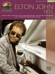 Cover of: Elton John Hits
