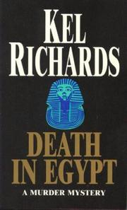 Cover of: Death in Egypt