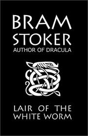 Cover of: Bram Stoker's Lair of the White Worm