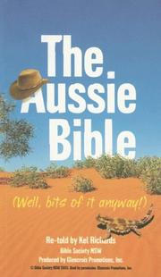 Cover of: The Aussie Bible