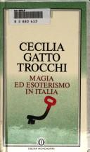 Cover of: Magia ed esoterismo in Italia