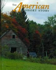 Cover of: The American Short Story | McGraw-Hill