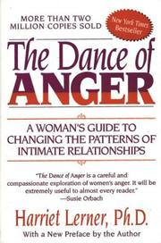 Cover of: The Dance of Anger | Harriet Lerner