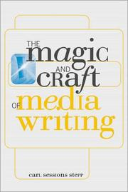Cover of: Writing as Craft and Magic