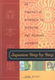 Japanese Step by Step