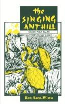 Cover of: The Singing Anthill