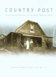 Cover of: Country Post | Chantal Amyot