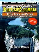 Cover of: Camper's guide to British Columbia