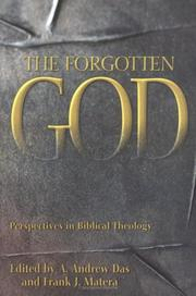 Cover of: The forgotten God |