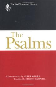 Cover of: Psalmen