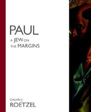 Cover of: Paul, a Jew on the margins