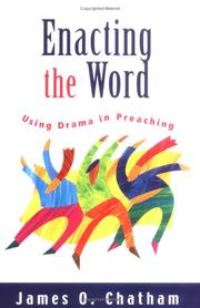 Cover of: Enacting the Word