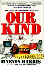 Cover of: Our Kind
