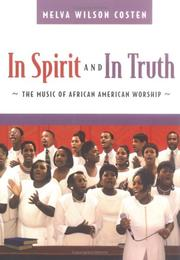 Cover of: In Spirit and in Truth | Melva Wilson Costen