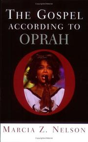 Cover of: The gospel according to Oprah
