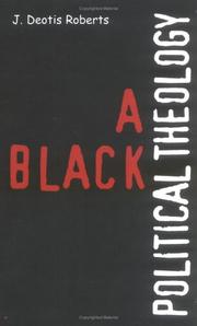 Cover of: A Black political theology