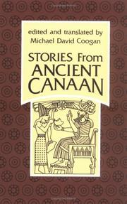 Cover of: Stories from ancient Canaan |