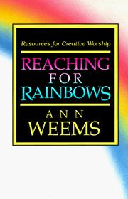 Cover of: Reaching for rainbows