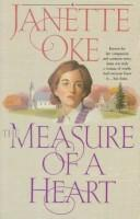 Cover of: The measure of a heart