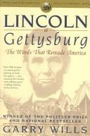 Cover of: Lincoln at Gettysburg