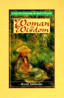 Cover of: Woman of wisdom