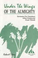 Cover of: Under the wings of the Almighty | Robert F. Sims
