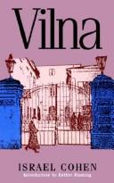 Cover of: Vilna