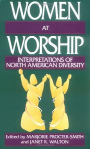 Cover of: Women at Worship