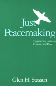 Cover of: Just peacemaking