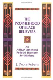 Cover of: The prophethood of Black believers