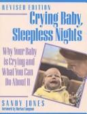 Cover of: Crying baby, sleepless nights