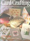 Cover of: Card crafting