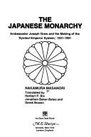 Cover of: The Japanese monarchy | Nakamura, Masanori