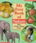Cover of: My first book of nature | Dwight Kuhn