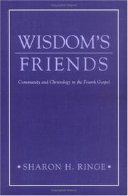 Cover of: Wisdom's friends