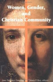Cover of: Women, gender, and Christian community |