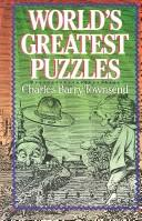 Cover of: World's greatest puzzles