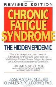 Cover of: Chronic fatigue syndrome | Jesse A. Stoff