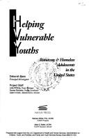 Cover of: Helping vulnerable youths | Deborah S. Bass