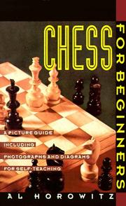 Cover of: Chess for Beginners