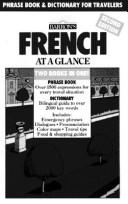 Cover of: French at a glance | Gail Stein