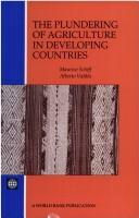 Cover of: The plundering of agriculture in developing countries
