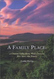 A family place by Leila Philip