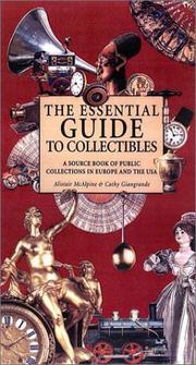 Cover of: The Essential Guide to Collectibles