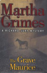 Cover of: The Grave Maurice